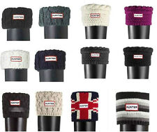 1pair  Hunter cable knit Cuff Welly Socks For Hunter Tall WELLINGTON Rain Boots