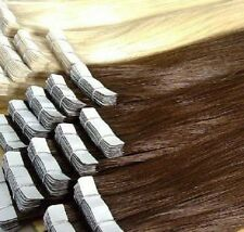 Indian Remy Tape In Hair Extensions- 50g pack