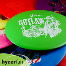 Legacy ICON OUTLAW 2nd RUN *pick weight, color & stamp* disc golf Hyzer Farm
