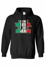 Pullover Hoodie  Funny I'm Not Yelling I'm Italian Pride Italy HumorUnisex