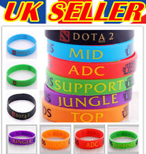 New League of Legends LOL/DOTA2/ADC Wristbands Bracelets Silicone Catenary
