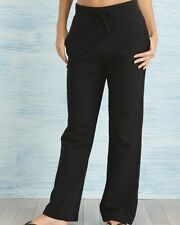 Gildan 18400FL Heavy Blend™ Ladies Missy Fit Open Bottom Sweatpants 18400FL SALE
