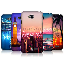 HEAD CASE DESIGNS WORDS TO LIVE BY SERIES 4 CASE COVER FOR LG L70 D320