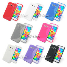 Silicone TPU Gel Rubber Skin Cover Case for Samsung Galaxy Grand Prime SM- G530H