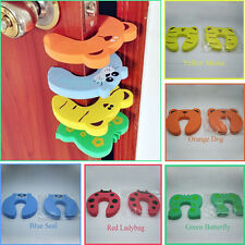 Cute Door Jammer Finger Guard Child Kids Baby Infant Safety Protector Stopper