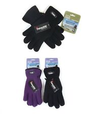 Mens / Ladies Weather Resistant Thermal Gloves with Waterproof  Membrane