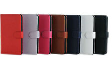 Flip PU Leather Wallet Pouch Stand Case Cover Samsung Galaxy Note II 2 N7100