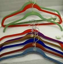 Joy Mangano Huggable Hangers 40-Pack SHIRT and SUIT HANGERS color available
