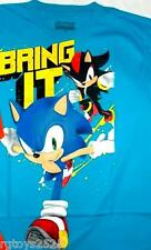 Sonic The Hedgehog t-shirt 6-7 S 8 M 10-12 L 14-16 XL 18 New Childs tee Bring IT
