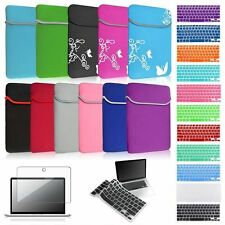 "Sleeve Case Cover Matte Film Keyboard Skin Guard For Macbook Pro 13.3 13"" A1278"