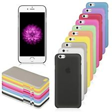 "0.3MM ULTRA FUNDA MATE CARCASA CASE COVER PARA APPLE IPHONE 6 4.7"" PLUS 5.5"" ES"