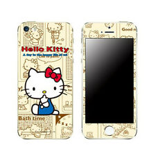 Skin Decal Stickers iPhone 6 Plus Universal Phone Hello Kitty-Comic Hello Kitty