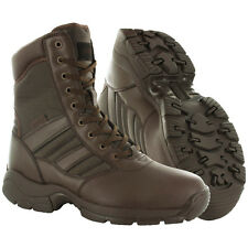 MAGNUM PANTHER 8.0 ARMY TACTICAL PATROL MENS BOOTS POLICE COMBAT MILITARY BROWN