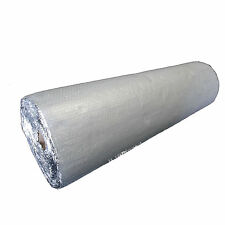 1m Wide U-FOIL SINGLE ALUMINIUM BUBBLE INSULATION FOIL LOFT 1BD/A-1 roof loft