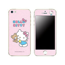 Skin Decal Stickers iPhone 6 Plus Universal Mobile Phone Pink Crayon Hello Kitty