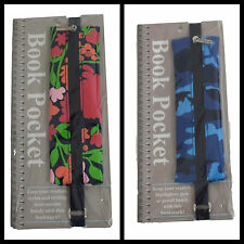 BOOK MARK - Book Pocket - Keeps Page & Hold Readers, Hooks etc. Handy for craft