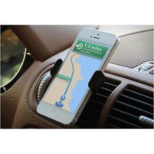 Car Air Vent Phone Holder Compact Mount For iPhone 5 5S 5C 4 4S iPod Touch Nano