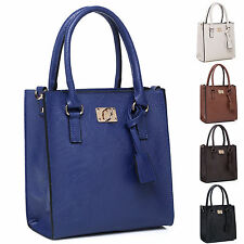 CHEAP Ladies PU Leather Handbag Tote Shoulder Bag Messenger Satchel Purse Hobo