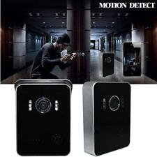 Wireless WiFi Video Visual Door Phone Doorbell Intercom System for Apple Android