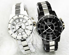 OHSEN Mens Womens 8 Modes LED Backlight Sport Quartz Wrist Watch Waterproof Hot