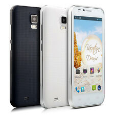 """5"""" Touch Android Dual Sim 2Core Unlocked 3G GPS Smart Cell phone T-mobile AT&T"""