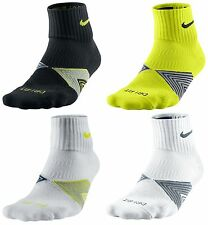 NIKE SPORTS SOCK - CUSHION DYNAMIC ARCH QUARTER SOCKS - COMFORT & SUPPORT - 4571