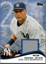 2014 TOPPS MINI ONLINE EXCLUSIVE RELIC SINGLES U PICK COMPLETE YOUR SET
