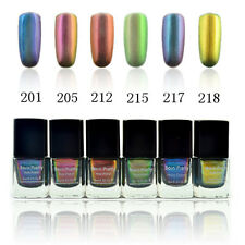 1Pc BORN PRETTY 6ml Chameleon Nail Art Polish Varnish (Black Base Color Needed)