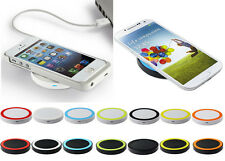 Qi Wireless Power Pad Charger f/ iPhone 5 5s Samsung Galaxy S3 S4 Note 2 3 LG AU