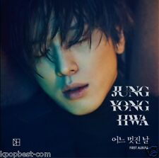 Jung Yong Hwa (CNBLUE) One Fine Day 1st Album B Ver CD Mileage PhotoCard Poster
