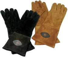 MEDIEVAL RENAISSANCE Gothic Fantasy Full Leather GAUNTLET GLOVES LARP SCA New