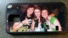 Custom Personalized Samsung Galaxy S5 Rubber Glossy Picture Case Cover Photo
