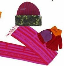 ZUMBA HAT BEANIE, SCARF, MITTENS COZY UP PINK/RED- YOU CHOOSE~ PERFECT GIFT