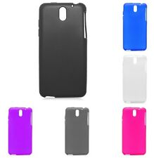 TPU GEL RUBBER SKIN COVER CASE FOR HTC Desire 610 cell phone