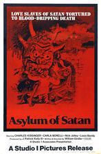 Asylum of Satan - Movie Poster