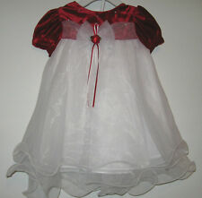 Baby Toddler Girls Christmas Dresses by Rare Editions Size 24M Holiday Clothes