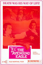 The Avenging Eagle - Movie Poster