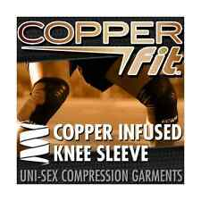 Copper Fit - As Seen On TV - Copper Infused Knee Compression Sleeve - USA Seller