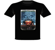 IRON MAIDEN MUSIC BAND T-SHIRT 100% COTTON Gildan and Fruit Of The Loom