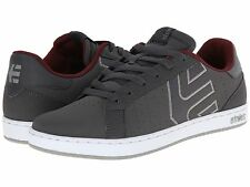 MENS ETNIES FADER LS SKATEBOARDING SHOES NIB DARK GRAY
