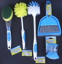 KITCHEN BATH BRUSHES, SELECT: Brush Type or Complete Set