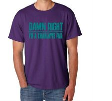 Charlotte  Damn Right Show Your City Pride  Funny Shirt