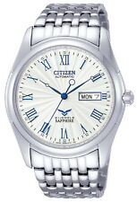 Citizen Sapphire Japan Automatic WR 50m Gents Elegant Watch NH8240-57A