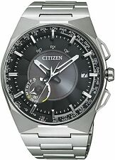 Citizen Eco-Drive Satellite Wave Air GPS Sapphire Titanium Mens Watch CC2006-53E
