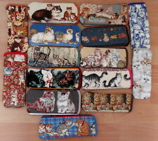 CATS OF ALL SORTS = GLASSES CASES