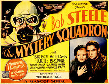 The Mystery Squadron - 1933 - Movie Poster