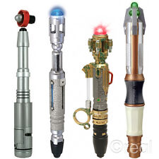 New Doctor Who 4th River Song 10th Or 11th Wave 4 Sonic Screwdriver FX Official