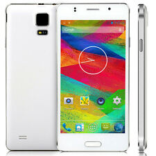 """5"""" Android 4.4 Smart Phone Dual Core 3G+GSM GPS WIFI AT&T Straight Talk Unlocked"""