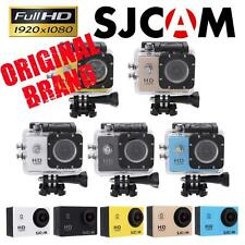 Original SJCAM SJ4000 Sports Camera Helmet DV HDMI 12MP Full HD 1080P Camcorder