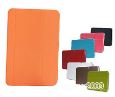 PU Leather Smart Case Stand Cover For Samsung Galaxy Note10.1 Tablet N8000 N8010